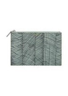 Kenzo Abstract Zip Pouch