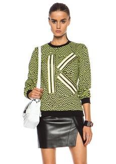 """KENZO <div class=""""product_name"""">Broken Floor K Sweatshirt</div>"""