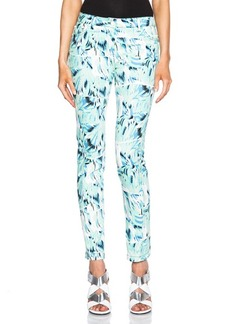 """KENZO <div class=""""product_name"""">Torn Flowers Jeans</div>"""