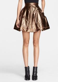 KENZO Foiled Jacquard Skirt