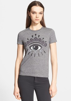 KENZO Graphic Cotton Jersey Tee
