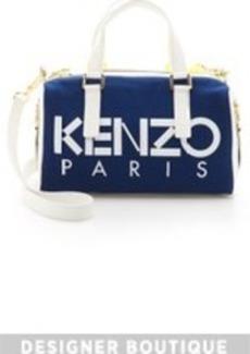 KENZO Kanvas Speedy Bag