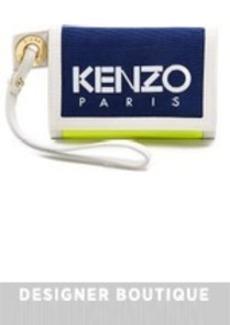 KENZO Kanvas Velcro Wallet