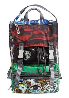 KENZO Multi Print Backpack