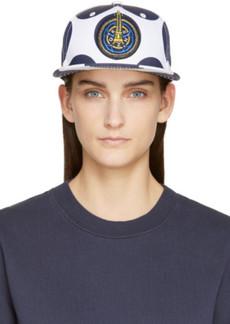 Kenzo Navy Dots & Logo New Era Edition Cap