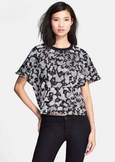 KENZO Palm Print Sweatshirt