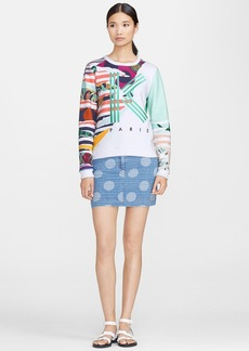 KENZO Print Sweatshirt