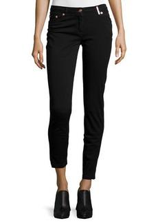 Kenzo Runway Mid-Rise Skinny Trousers