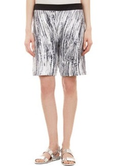 Kenzo Sequin Waves Shorts