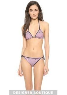 KENZO Stripe Bikini