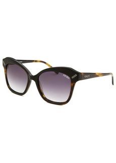 Kenzo Women's Square Tortoise Sunglasses