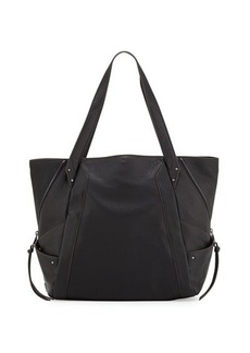 Kooba Connor Pebbled Leather Tote Bag