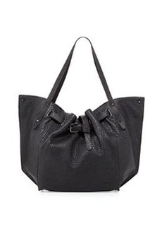 Kooba Eva Leather Tote Bag, Black
