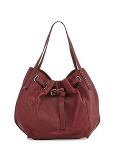 Kooba Eva Leather Tote Bag, Bordeaux