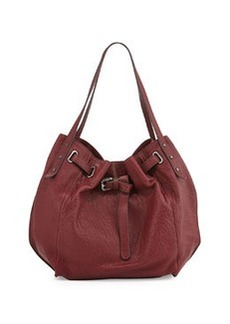 Kooba Eva Leather Tote Bag, Bordeaux