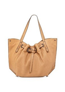 Kooba Eva Leather Tote Bag, Camel