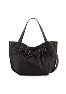 Kooba Eva Mini Shoulder Bag, Black