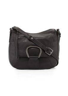 Kooba Juliette Crossbody Leather Bag, Black