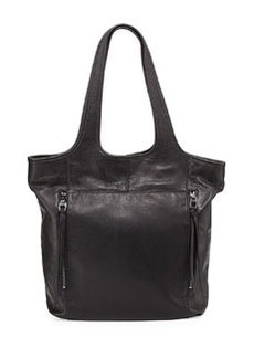 Kooba Shore Leather Tote Bag, Black