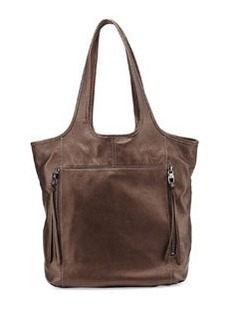 Kooba Shore Leather Tote Bag, Bronze Metallic