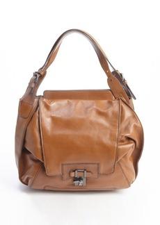 """Kooba sienna brown coated leather """"Valerie"""" shoulder bag"""