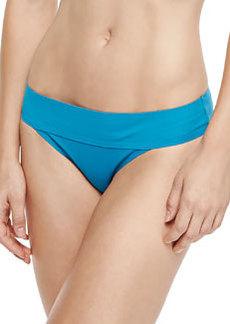 Folded-Waist Swim Bottom   Folded-Waist Swim Bottom