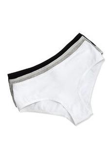 La Perla Clara Basic Cotton Short Briefs