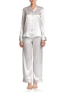 La Perla Dolce Silk Pajamas