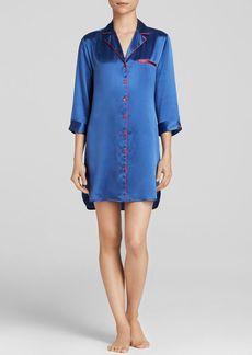 La Perla Dolce Silk Sleepshirt