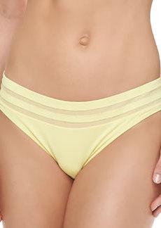 La Perla Mesh-Inset Hipster Bottom