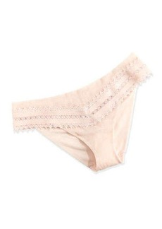 La Perla Murano Lattice Lace Briefs, Blush