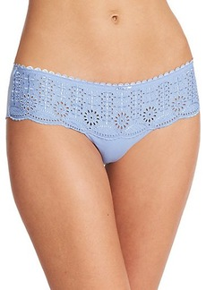 La Perla Sangallo Eyelet Brief