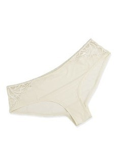La Perla Simona Lace Boy Shorts, Ivory