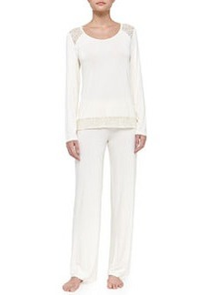 La Perla Studio Elodie Pajama Set