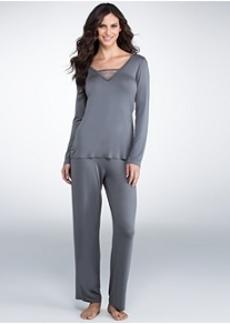 La Perla Studio Lily Knit Pajama Set