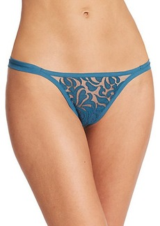 La Perla Tribal Dream Sheer Thong