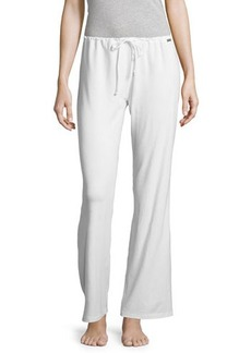 La Perla Wide-Leg Drawstring Pants