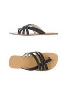 LACOSTE - Flip flops