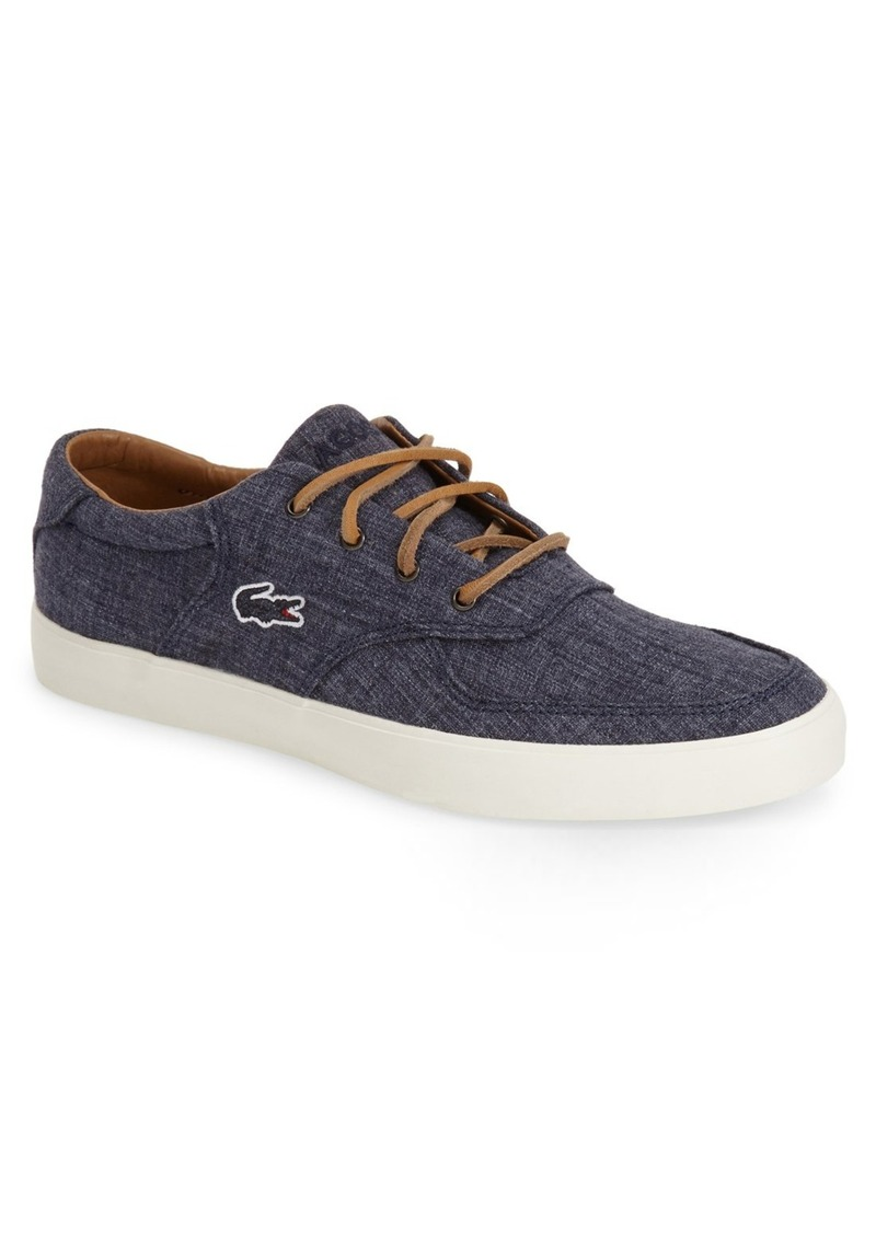 lacoste lacoste 39 glendon 12 39 sneaker men shoes shop it to me