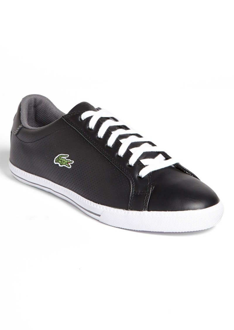 lacoste lacoste 39 graduate 39 sneaker shoes shop it to me. Black Bedroom Furniture Sets. Home Design Ideas