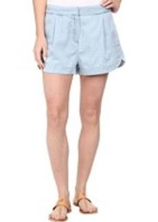 Lacoste L!ve Soft Pleats Short