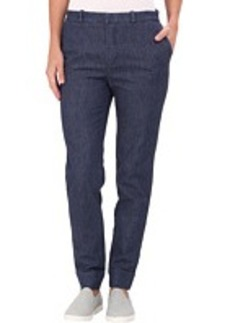 Lacoste L!VE Textured Denim Trouser