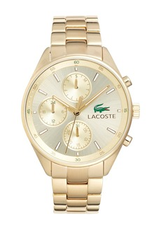 Lacoste 'Philadelphia' Multifunction Bracelet Watch, 39mm
