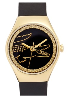 Lacoste 'Valencia' Medium Logo Dial Watch, 30mm