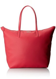 Lacoste Women's Concept Travel Shopping Bag