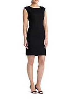 LAFAYETTE 148 NEW YORK Akita Jacquard Joss Dress