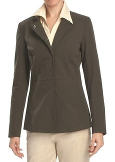 Lafayette 148 New York Alec Jacket - Winter Cotton Cloth (For Women)