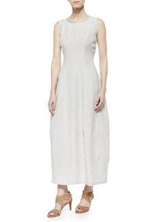 Lafayette 148 New York Angela Linen Maxi Dress