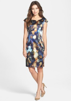 Lafayette 148 New York 'Aquatic Josette' Dress