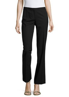 Lafayette 148 New York Astor Straight-Leg Pants